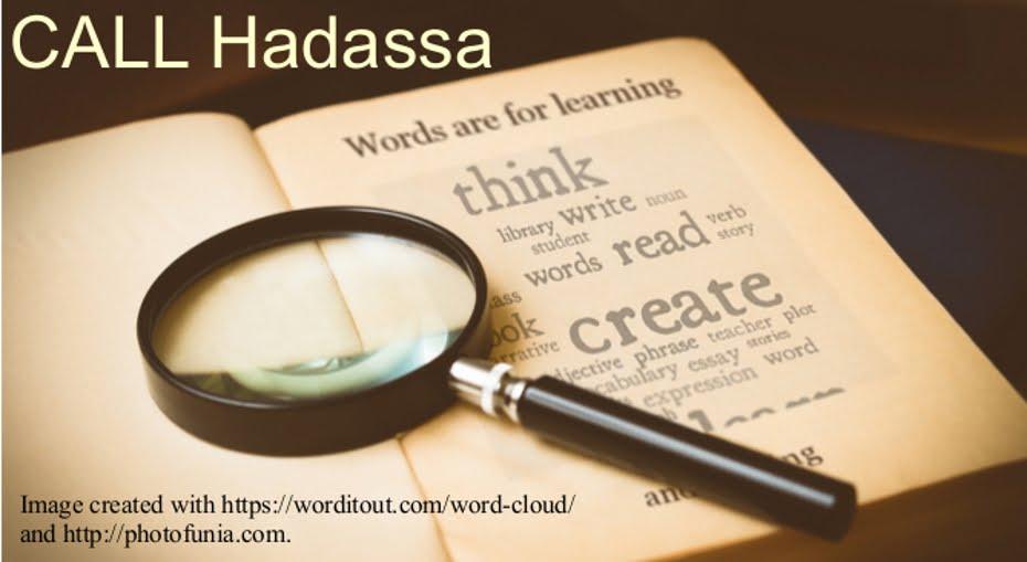 CALL Hadassa