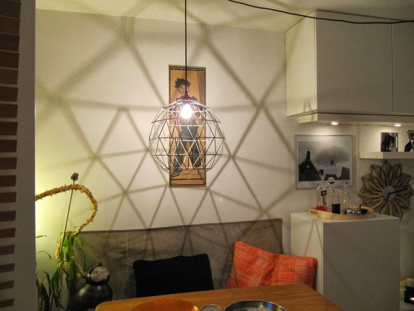 my home me with sadiy meine neue esstischlampe von housedoctor. Black Bedroom Furniture Sets. Home Design Ideas