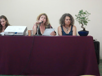 Παρουσίαση στο Διεθνές Κέντρο Συγγραφέων & Μεταφραστών Ρόδου, 20.6.2012