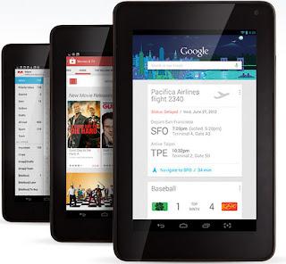 HiSense Sero 7 Pro, Tablet Pesaing Nexus 7 Seharga Rp. 1Jutaan
