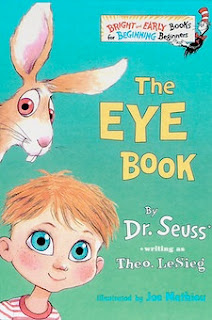 bookcover of  The Eye Book by Seuss