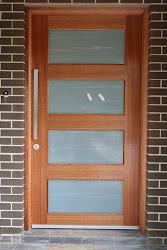 Front Entry Door