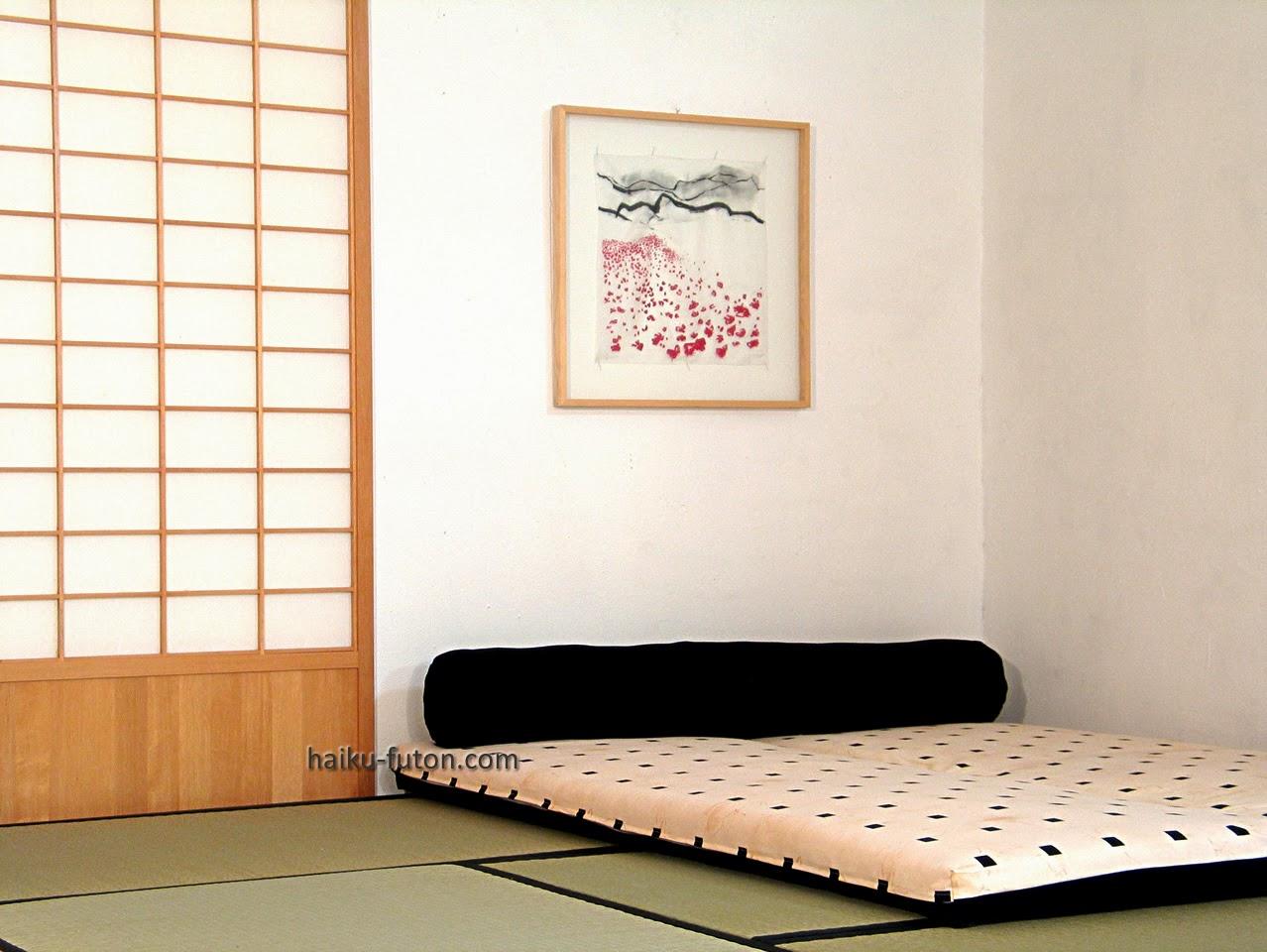 Ecomoda hogar hogar japones for Cama tipo japonesa