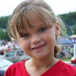 Grace, age 8