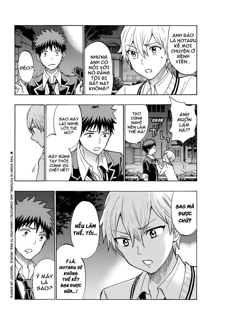 Yamada-kun to 7-nin no majo chap 192 page 6 - IZTruyenTranh.com