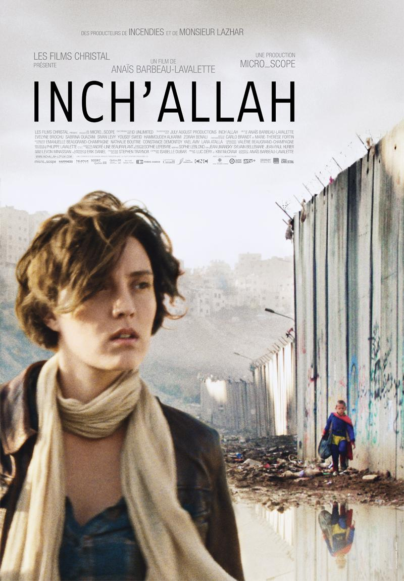 Inch'Allah (2012) Online Latino