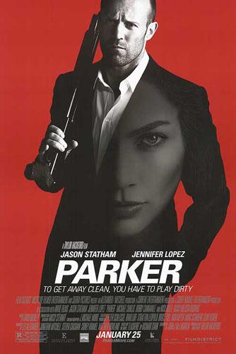 parker jason statham film poster