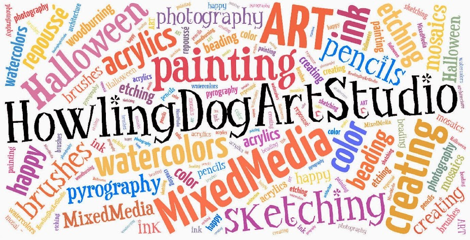 Howling Dog art studio