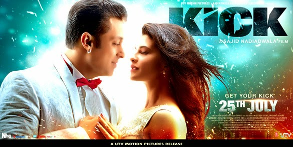 Kick (2014) First Look Posters - 1