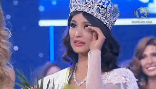 Mutya Datul is Miss Supranational 2013