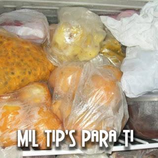 ¿Cuánto tiempo puedo conservar los alimentos en el congelador?