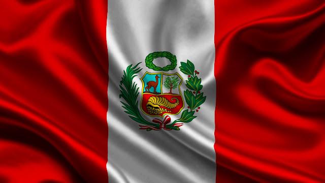 Bandera del Perú Imagenes de Fondo Banderas de America