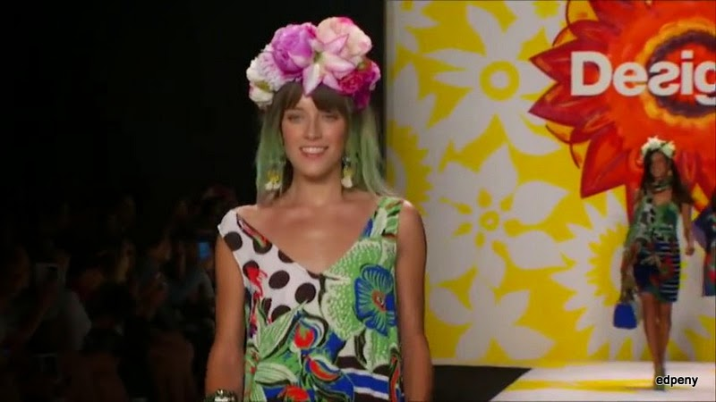 Color Trend Report for Spring Summer 2015 fashion show