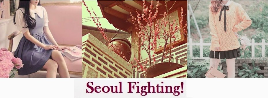 Seoul Fighting!