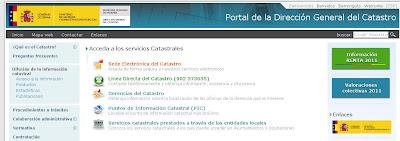 Proyectos tecnicos c lculos informaci n superficie til y for Oficina virtual del catastro