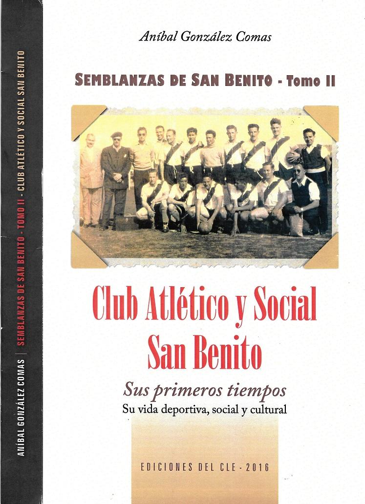 HISTORIA DEL CLUB SAN BENITO
