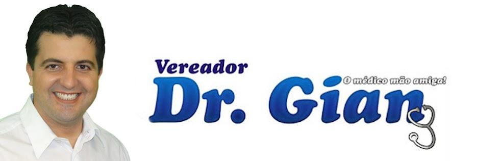 Vereador Dr. Gian