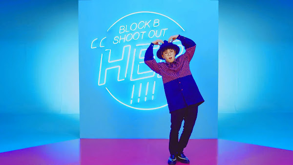 Block B Her Taeil