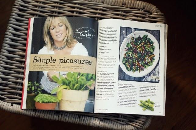 Sophiesweetvintage de tuin op tafel tijdschrift