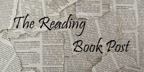The Reading Book Post with all the literary news of the previous week