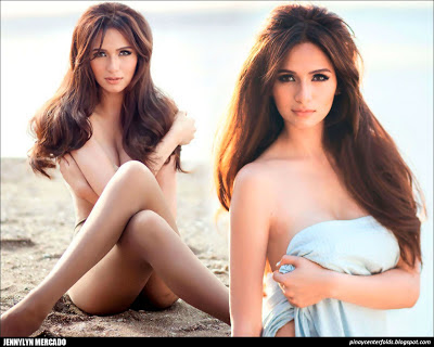 Jennylyn Mercado In FHM 1