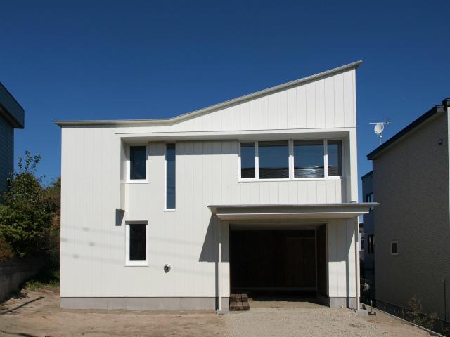 北広島の家2016