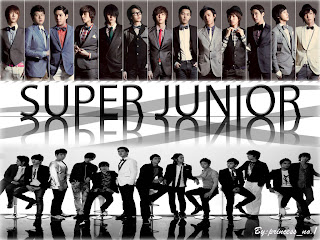 Lirik Lagu SPY - Super Junior
