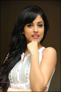 Priya Banerjee Pictures at Kiss Movie Teaser Trailer Launch Event  0010.jpg