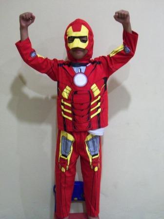 KSS-016 Kostum Ironman