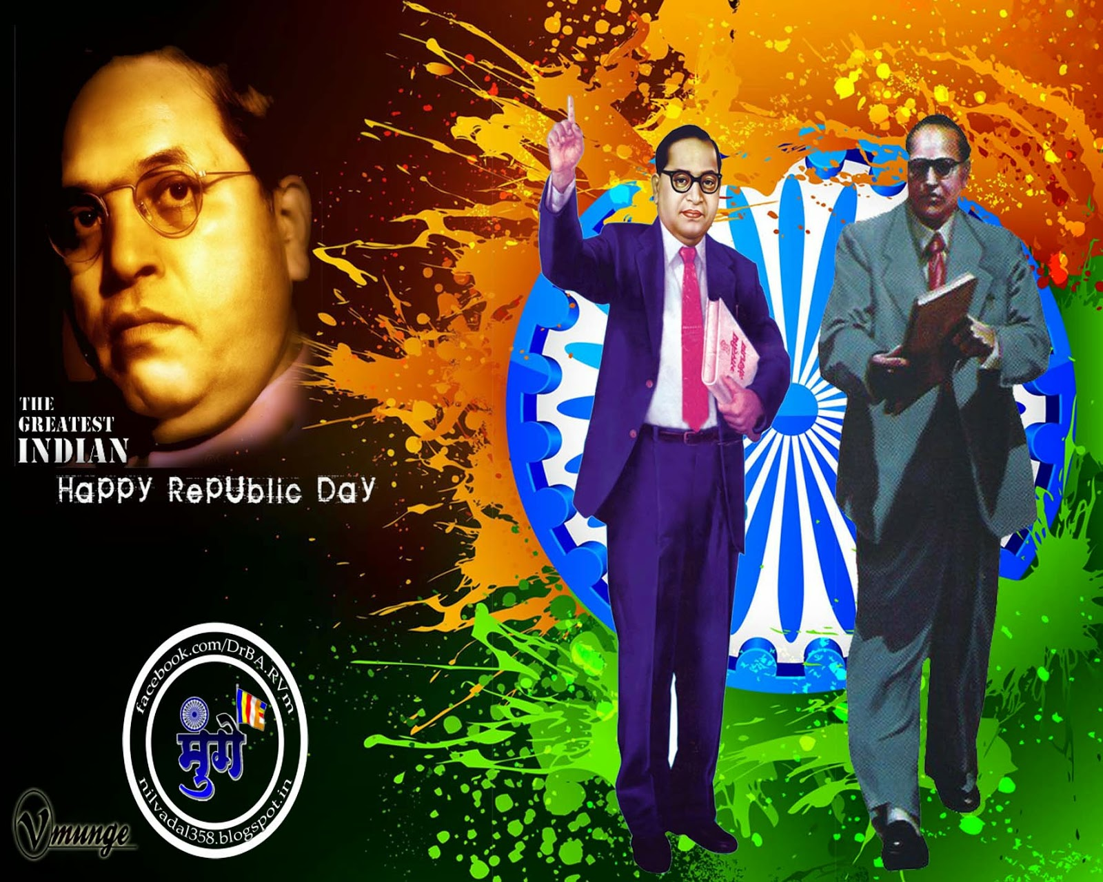 Group Of Babasaheb Ambedkar Hd Wallpaper