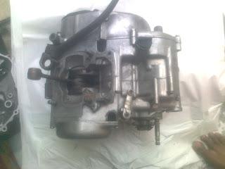 Jual mesin Suzuki TS 125
