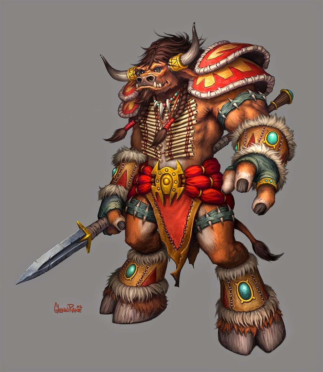 World of warcraft tauren pics fucks gallery