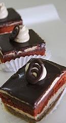 Ala-ala opera slice cakes
