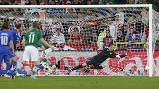 Gol de Irlanda