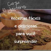 """Curso """"10 jantares fáceis"""" por Chef Eduardo Soares"""