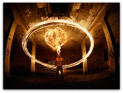 Игры с огнем: властелин огненных колец
