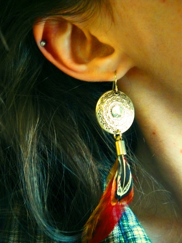 My Crazy Weekend, AKA the Helix Piercing Adventure title=