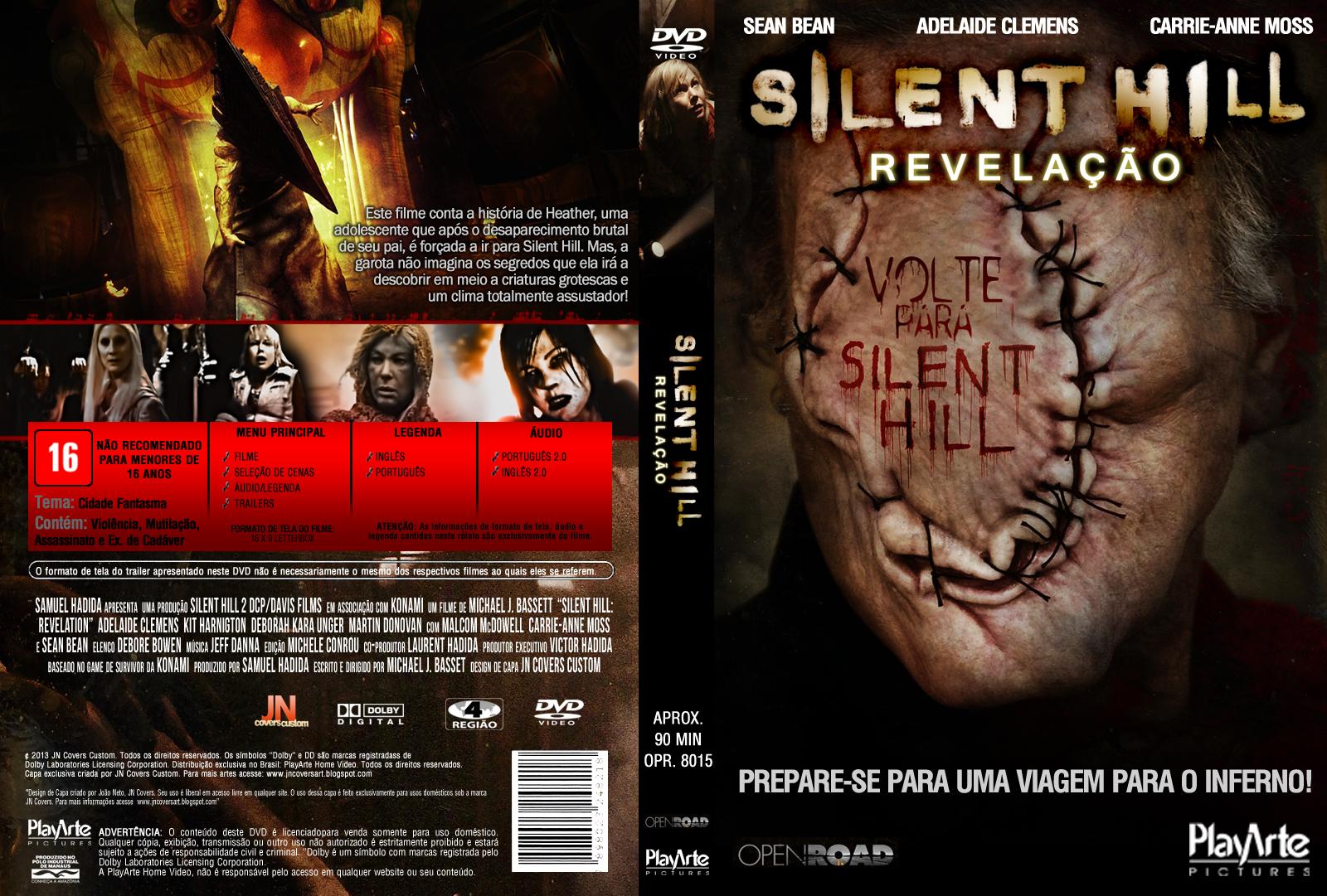 Watch Full movie Silent Hill 2006 Online Free  Horror
