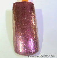 Ku Ni Dazzling Magical Colorful Glitter Nail Art Polish