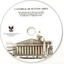 CD - Catedral de Buenos Aires