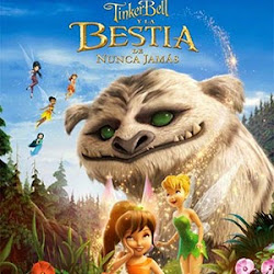 Poster Tinker Bell and the Legend of the NeverBeast 2014