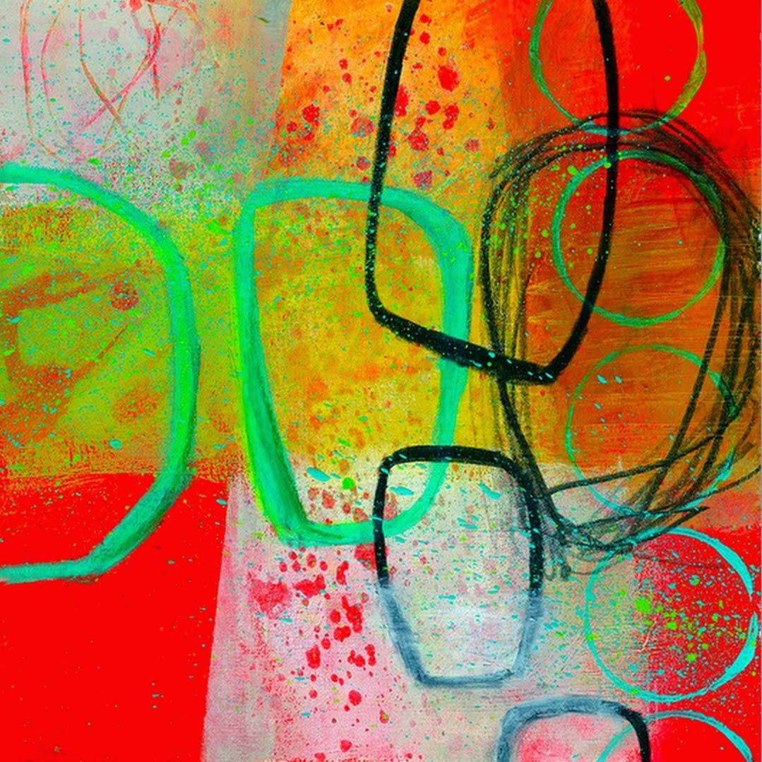 Cuadros pinturas oleos cuadros abstractos al leo muy for Fotos de cuadros abstractos al oleo