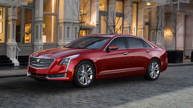2016 Cadillac CT6, Luxury Sedan, Biggs Cadillac, ELizabeth City, NC