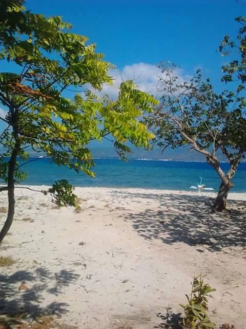 Terima Beach in Bali, hidden beach
