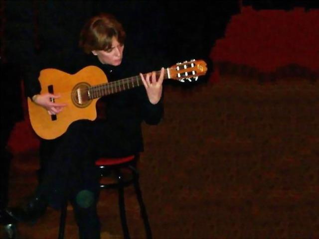 Silvia N. Occorso - Cantautora