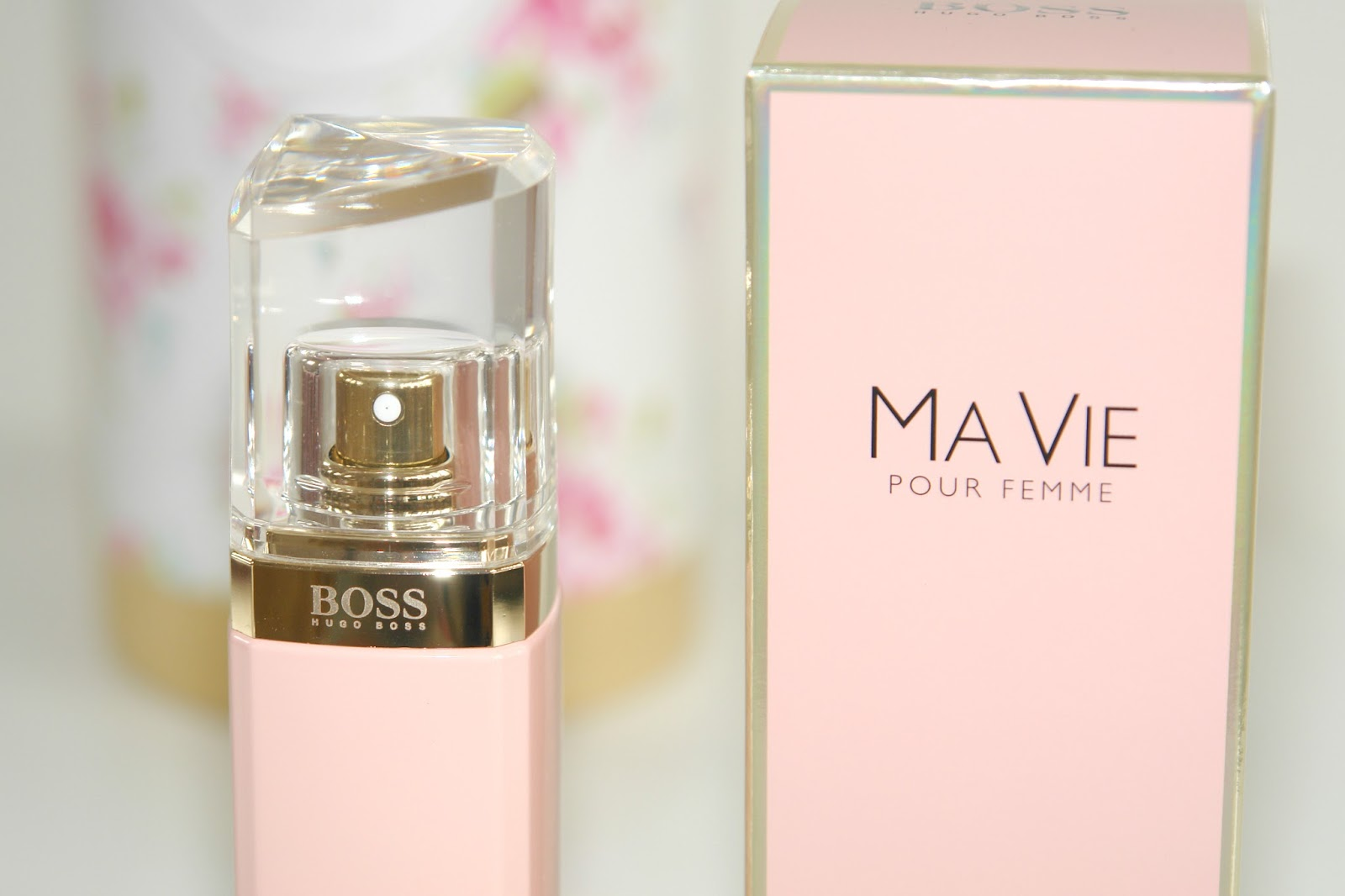 Hugo Boss Ma Vie Pour Femme Perfume review, perfume, beauty, review,