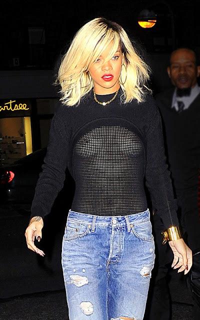 Προφανώς της αρέσει να προκαλεί η Rihanna