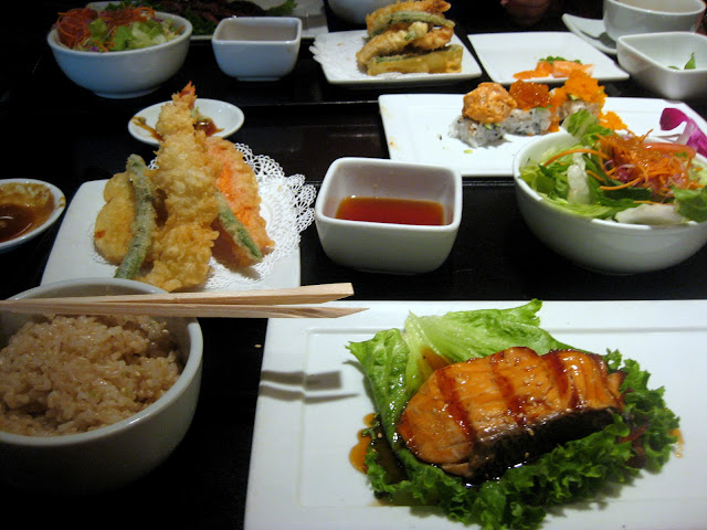 Kabuki Restaurants Menu