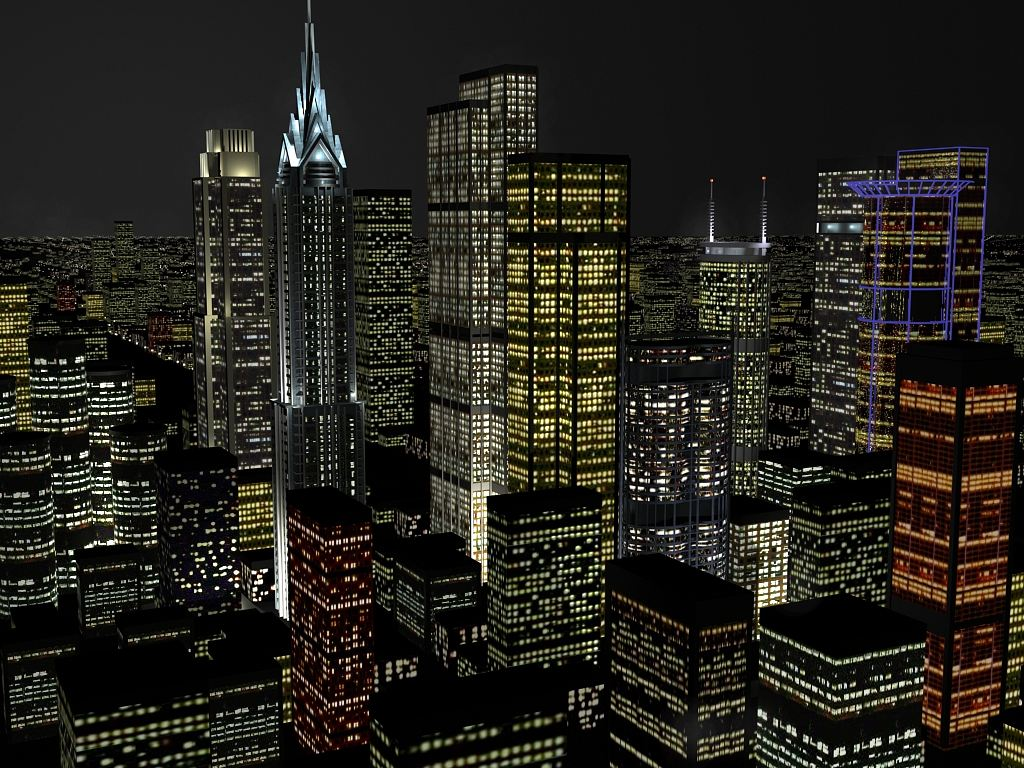the gallery for gt gotham city skyline comic