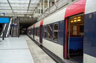 Tren de París | RER
